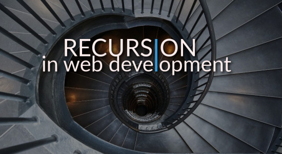 How to use recursion in web development